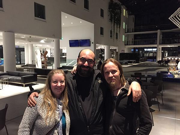 Emma & Juha Ruokangas, Holy Grail Guitar Show