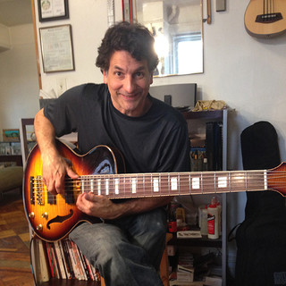 John Patitucci and his custom Yamaha, big bass
