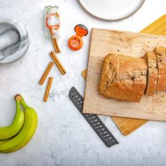 Banana & Raisin Loaf