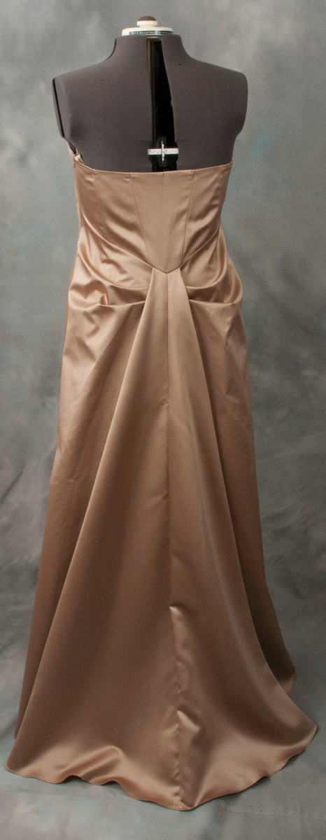 Debut Gold Ball Gown Size 16