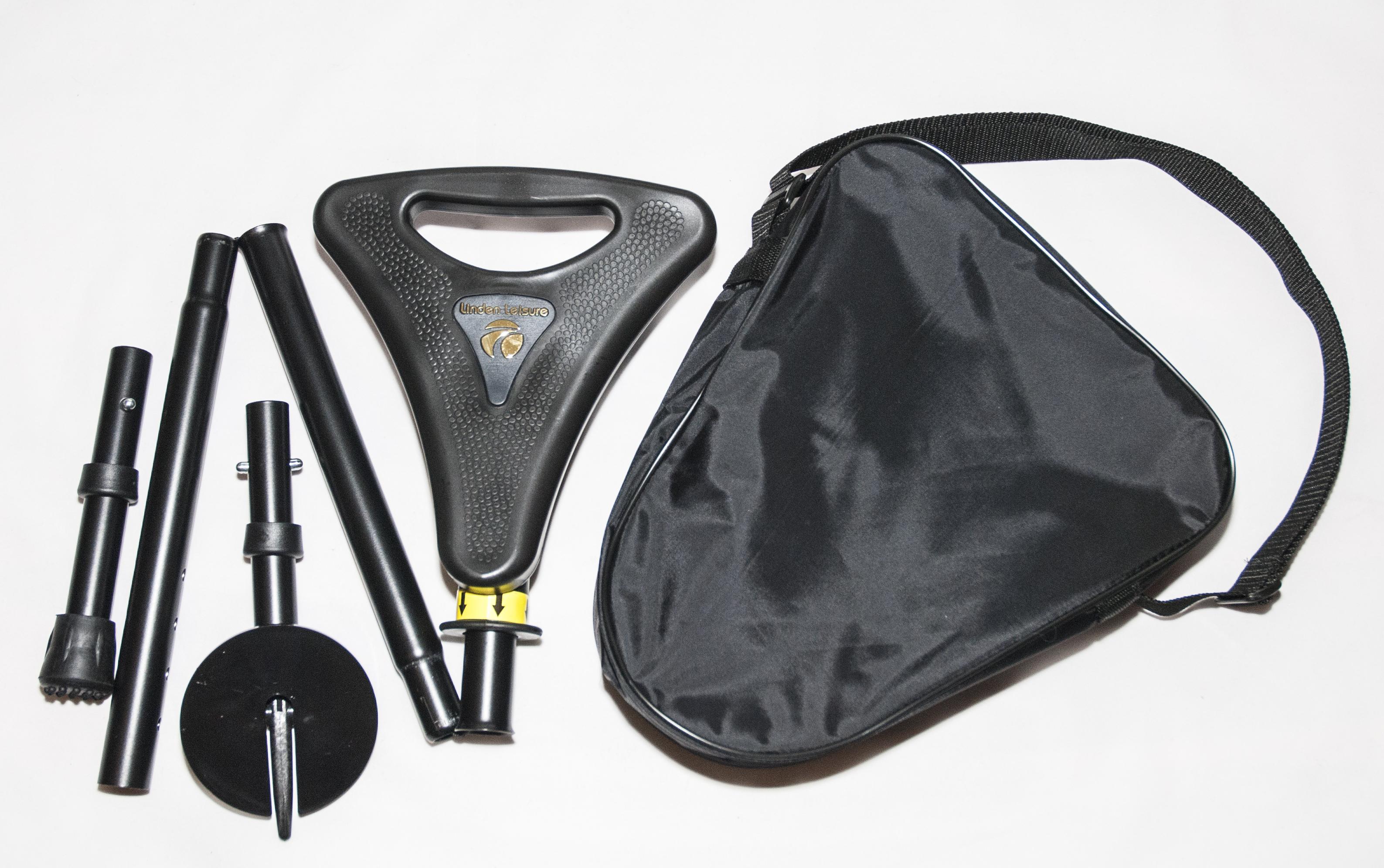 Black foldaway