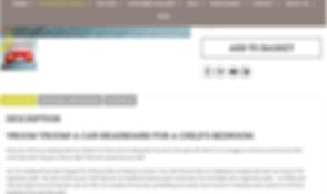 ND Copywriting Portfolio website and soc