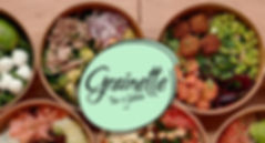 Grainette, salade bar