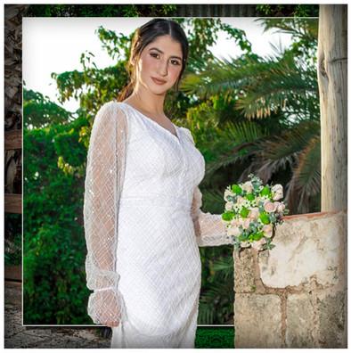 שמלת כלה דגם טליה