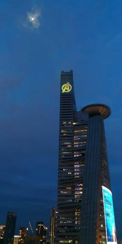 Avenger Infinity_Telekom Tower