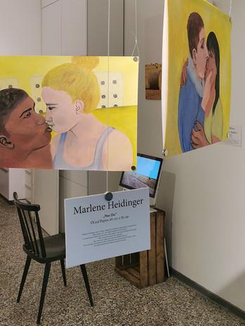 Expulsion / Exclusion Ausstellungsansicht