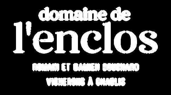 Chablis Domaine de l'Enclos