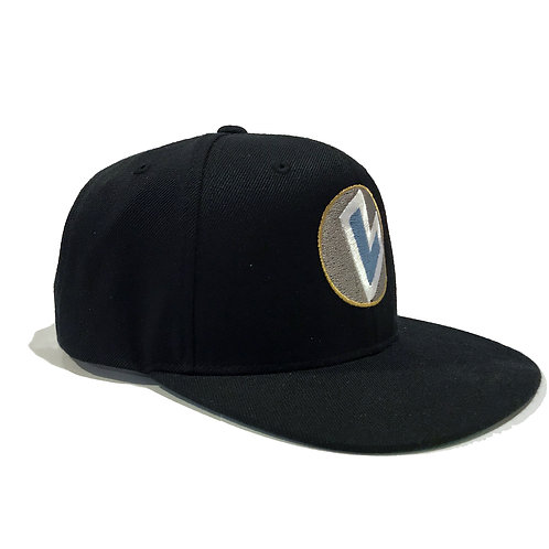 LLOW Fitted Baseball Cap (Flat Embroidery)