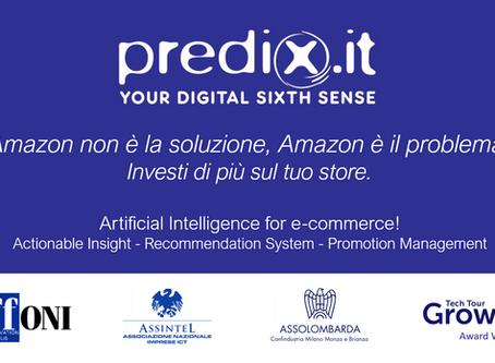 Predixit, al via il crowdfunding per l'intelligenza artificiale anti Amazon