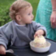 Nothing beats a first birthday party!! �