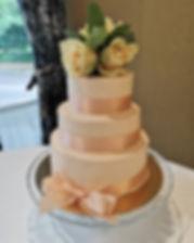 Wedding Bells 🌸 ° ° ° ° ° #dessert #pas