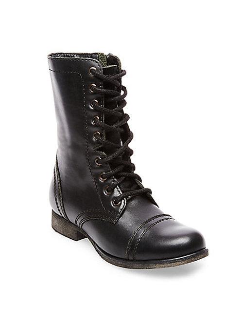 Troopa Combat Boot Black