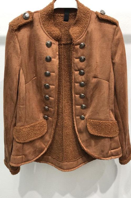 Boucle Fur Jacket