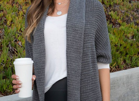 Crochet Shawl Collar