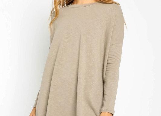 Dolman Sweater Dress