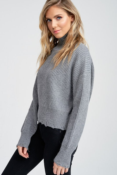 Ribbed Sweater by Jolie