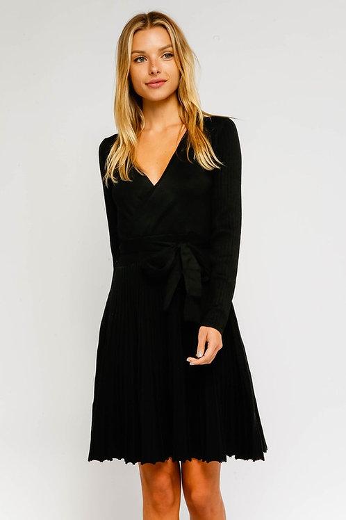 Belted Waist Dress