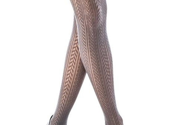 Krista Winter Fishnet Stockings