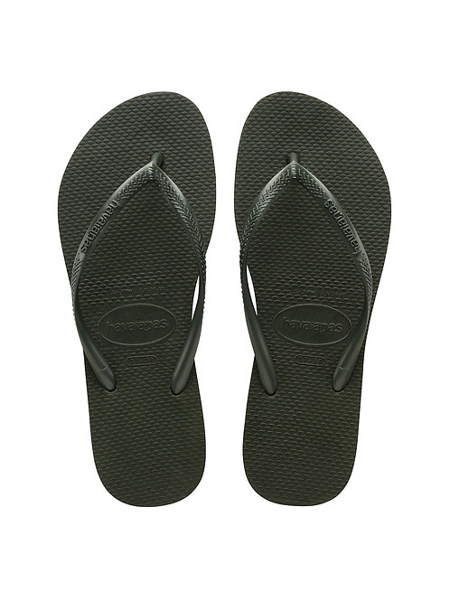 Slim Green Olive by Havaiana