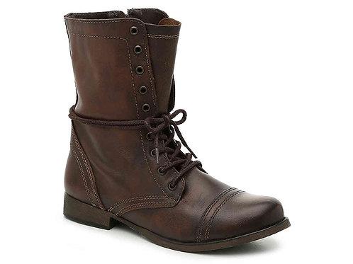 Troopa Combat Boot Brown