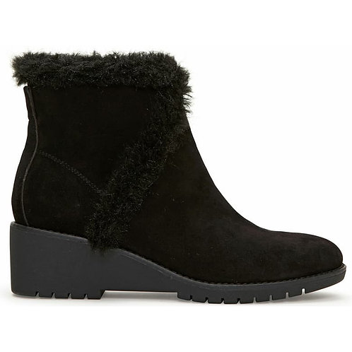 Noble Faux Fur Trim Bootie