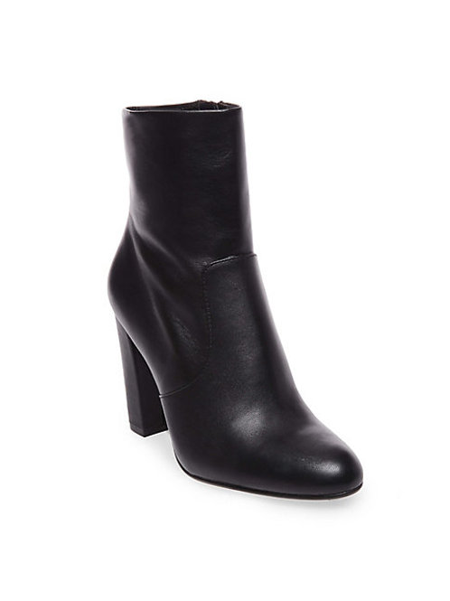 Editor Black Leather by Steve Madden