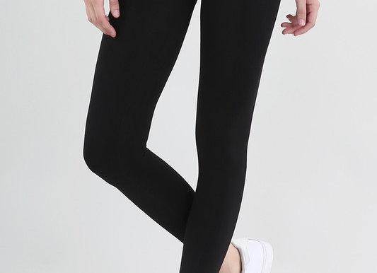 One Size Basic Seamless Leggings