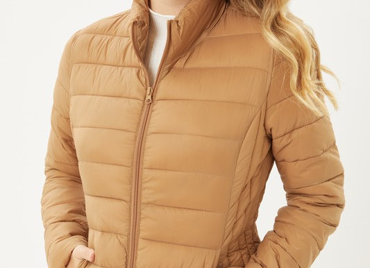 Padded Thermal Zip Up