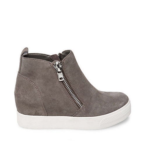 Wedgie High Top Platform Sneaker