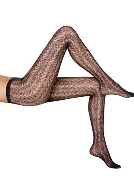 LESLIE WINTER NET TIGHTS by PENTI
