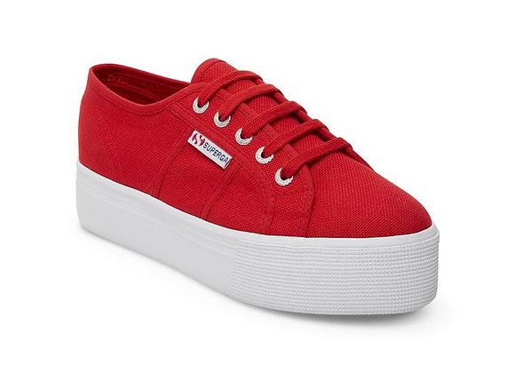Superga Acotw Flame Red by Superga