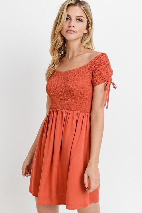 Smooked Dress
