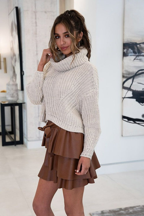 Chunky Sweater by Venti 6