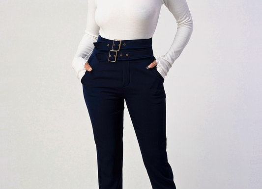 Double Belted Pant