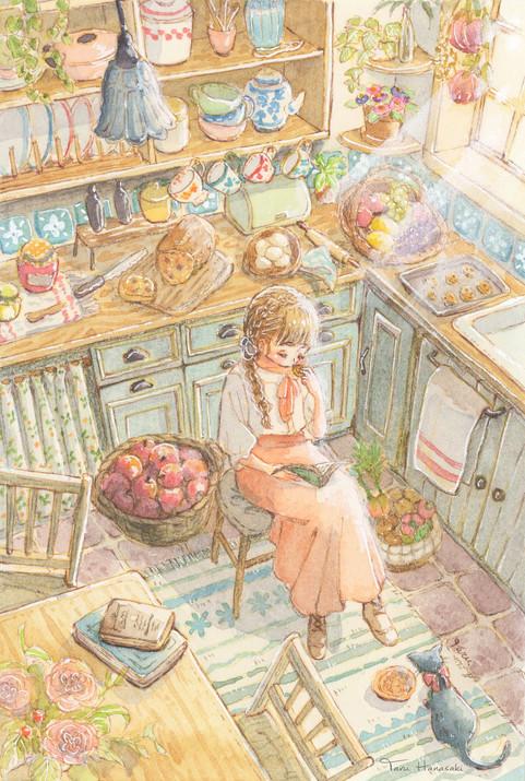 文学少女の成長記②『心はいつも空想の世界へ』