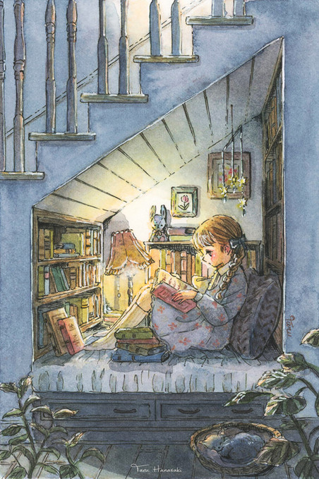 文学少女の成長記① 『特別な場所』