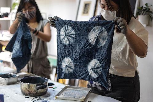 Intro to Indigo Textile Dyeing - Cahaya Ramadan Special
