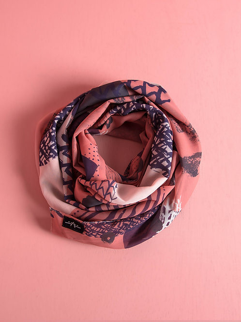 Salmon for Today Scarf