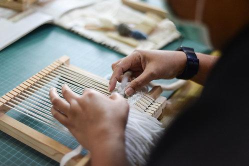 Loom Your Own Mini Tapestry - Cahaya Ramadan Special