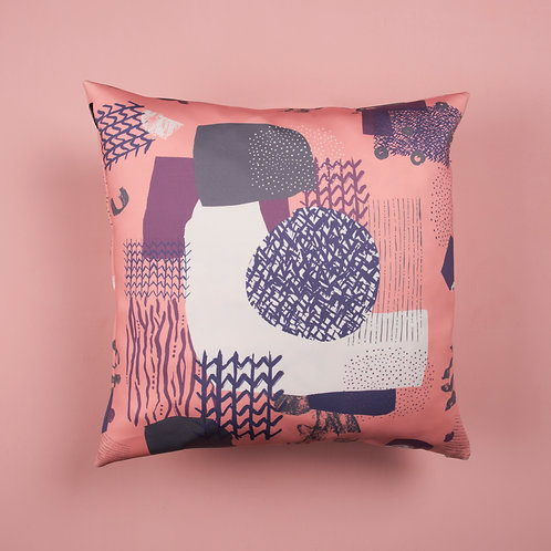 Salmon for Today Cushion Cover
