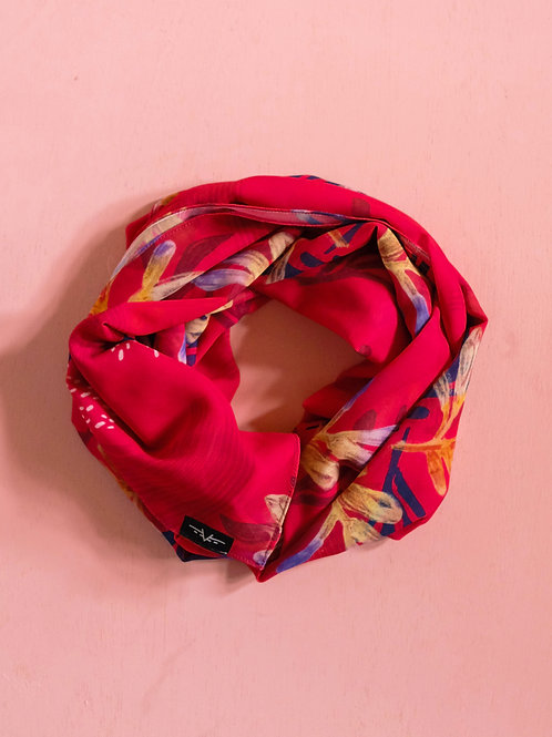 Cherry Willow Scarf