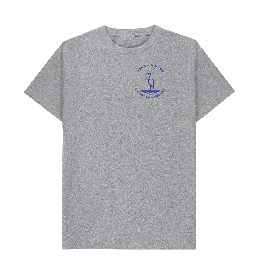H&H Paddleboarding Classic Tee Small log