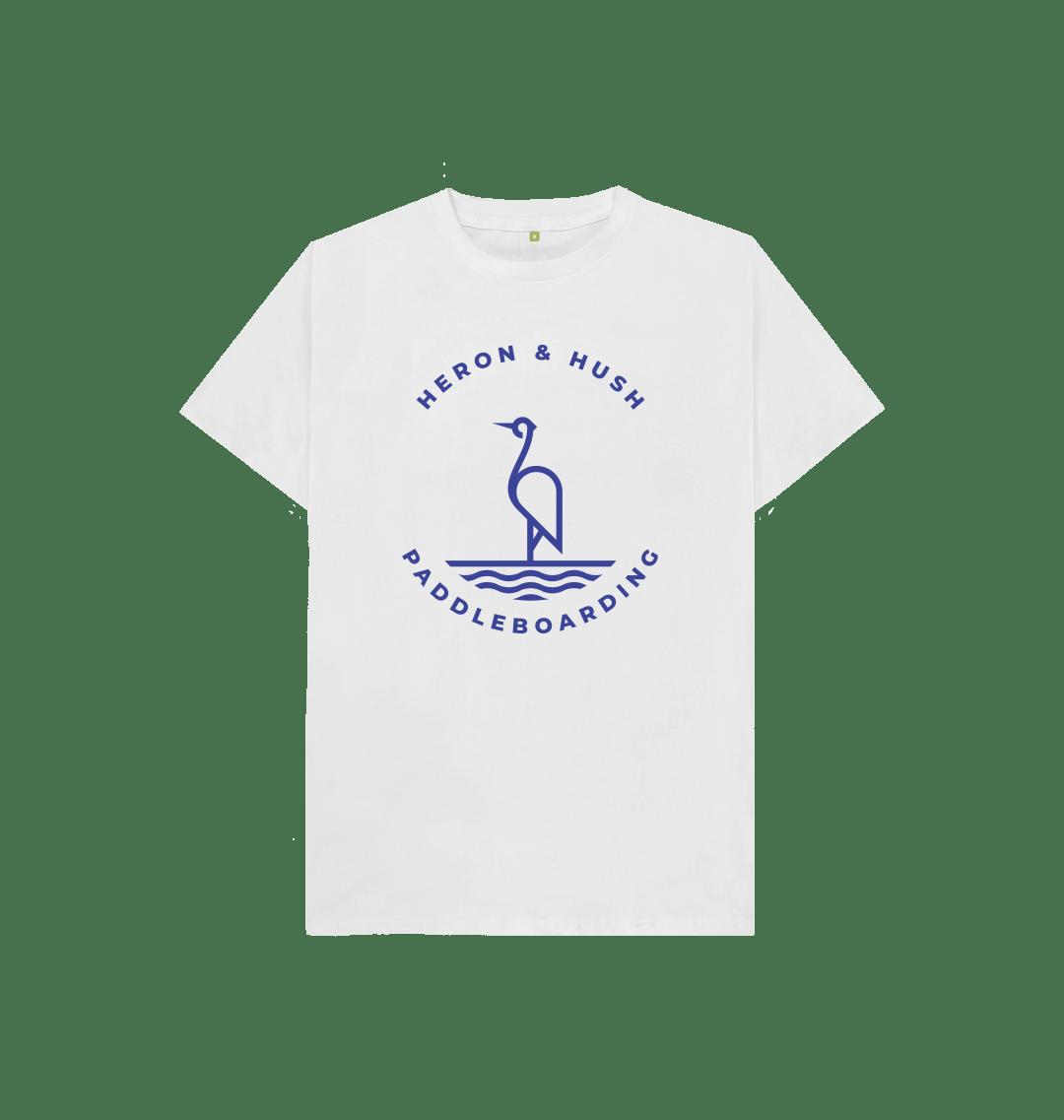 H&H Paddleboarding Kids Tee Large logo.p