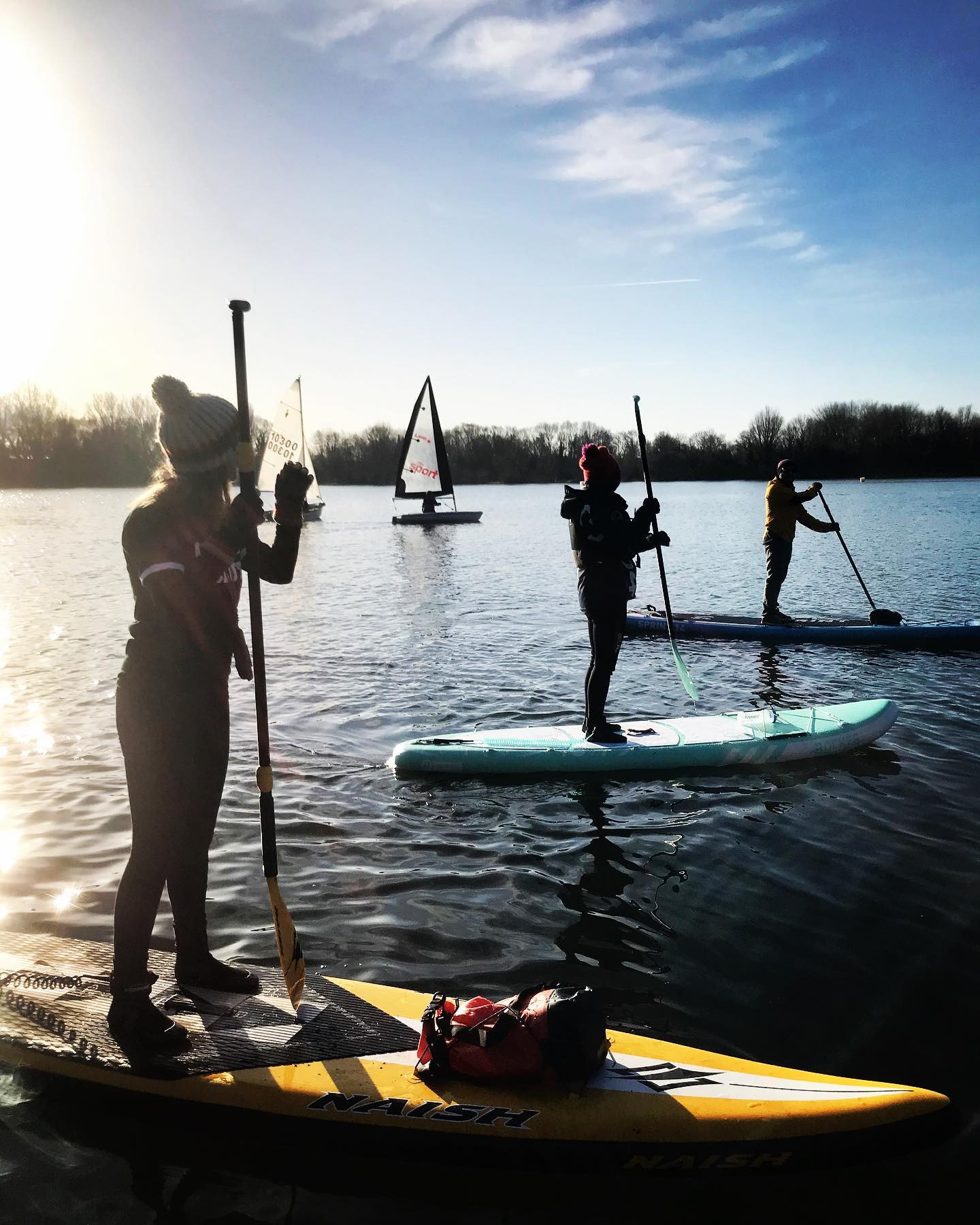 SUP Sessions - Try paddleboarding!
