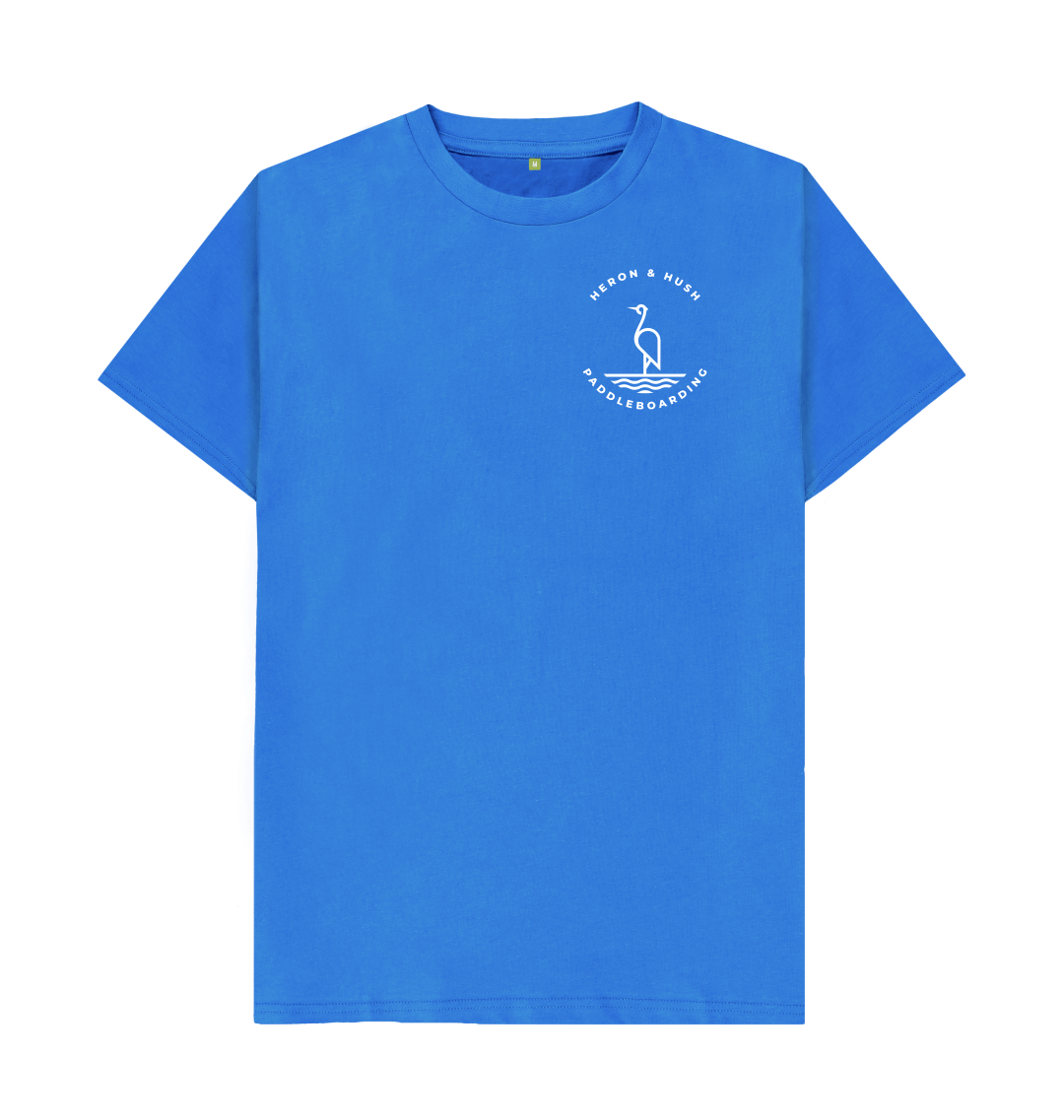 H&H Paddleboarding Classic Blue Tee Smal