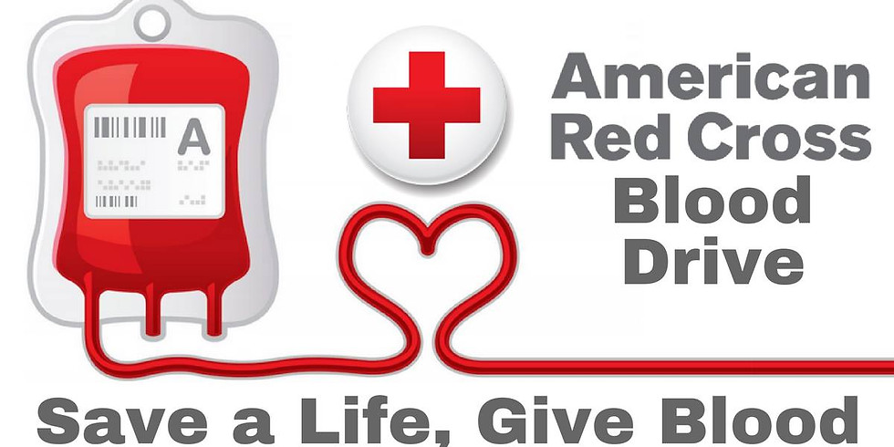 CCDP Red Cross Blood Drive
