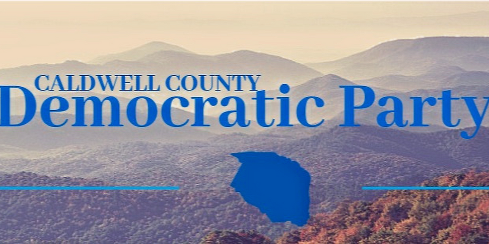Caldwell County Convention (Virtual)