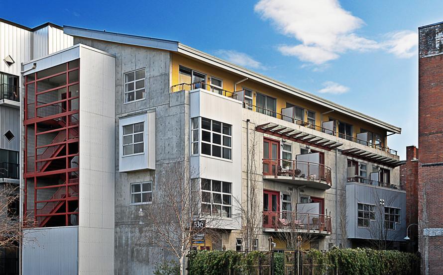 B. Wilson Building Unit 405
