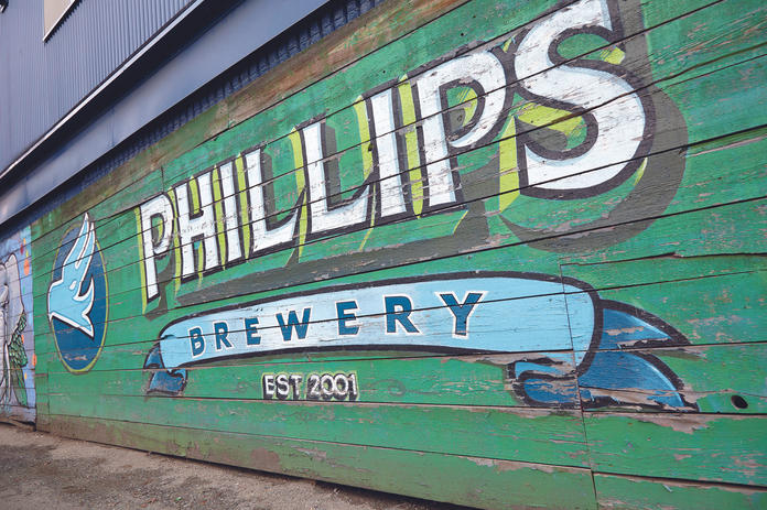 Phillips Brewery