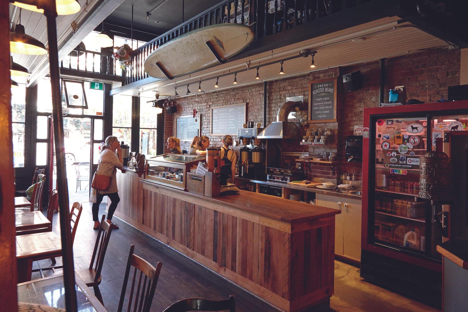 Bean Around The World coffee shop